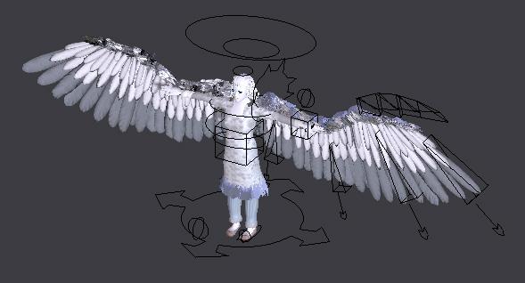 Engelflügelrig