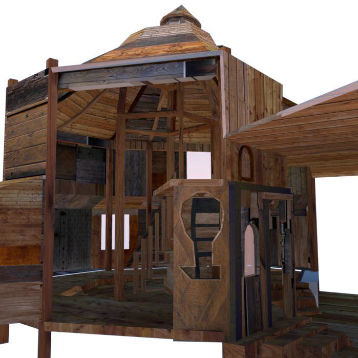 Hütten Haus