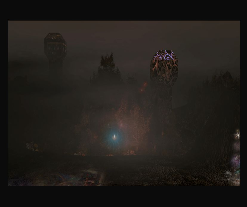 Nebel Turm
