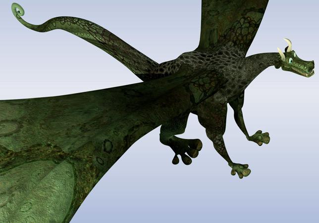 Drachenechse