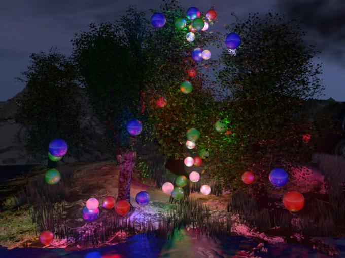 Lichtballon