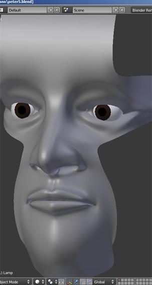 Augenpart