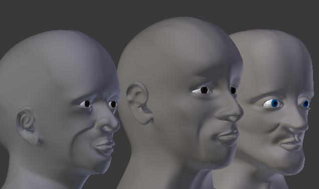 Blenderköpfe